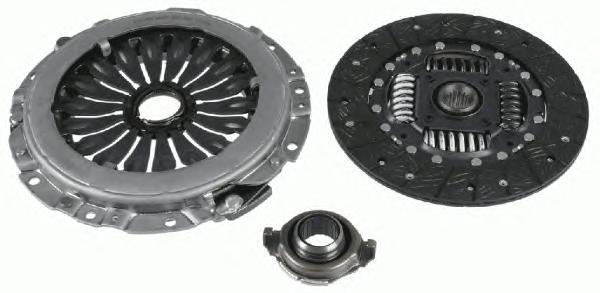 сцепления комплект Hyundai Santa Fe Classic 2.4 826826