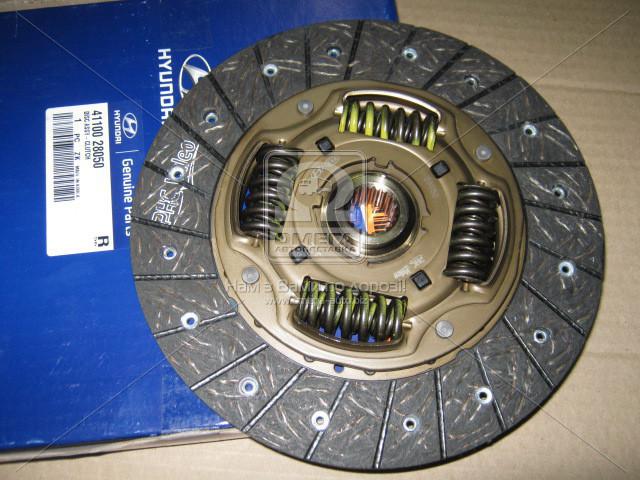 сцепления диск (215 mm) ACCENT 1.5 (TAGAZ)/ELANTRA XD 4110028050/4110023030/4110022715/4110023031