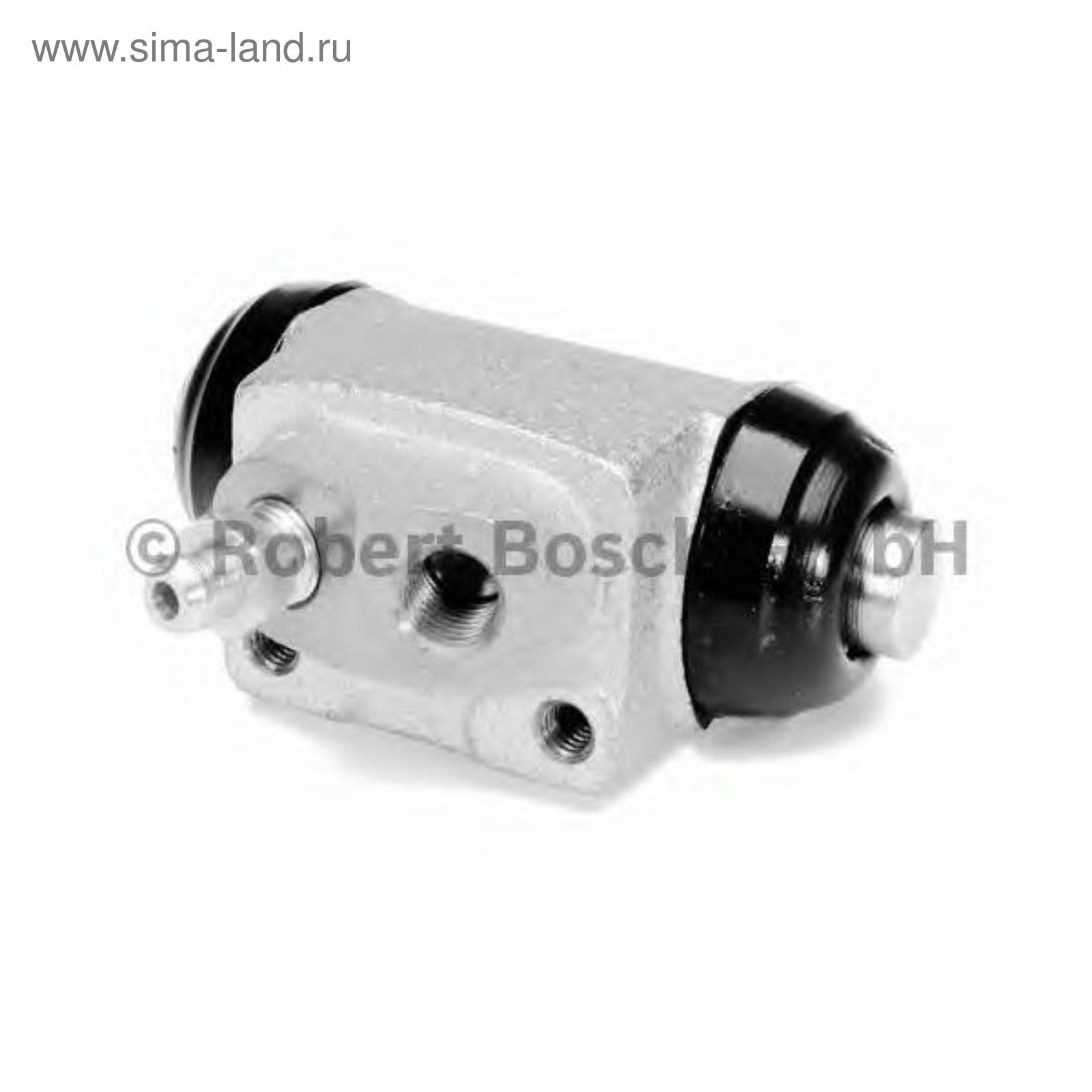 цилиндр тормозной задний левый ACCENT/ELANTRA XD/MATRIX/GETZ 0986475854/583302D020/5838025000