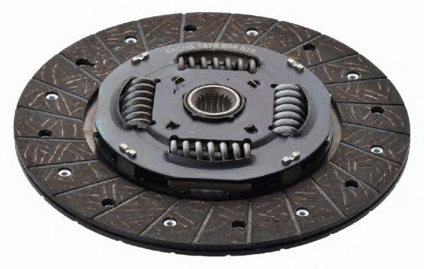 сцепления диск IX35/SPORTAGE 10- 4110039400