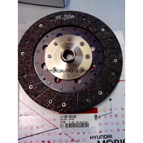 сцепления диск SONATA V (ТАГАЗ) MAGENTIS/COUPE/SANTA FE/XG/SONATA EF 4110039140/HDK070/4110039145