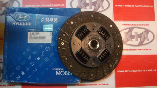 сцепления диск ELANTRA HD 06-/i30/CEED 06-/SOUL 4110023600/SDHD321