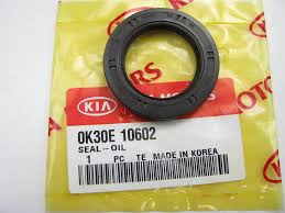 сальник распредвала (DOHC) (52x34x7) SPECTRA/RIO 0K30E10602/AMDSG246/15078300