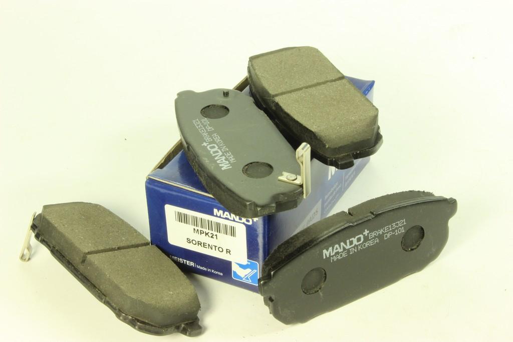 Колодки задние Sorento 02-09  MPK21/583023EE00/583023ED01/583023D00