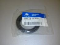 пыльник поршня тормозного суппорта SPORTAGE/TUCSON/IX35 581140Z000
