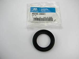 сальник привода ACCENT/ELANTRA 00- АКПП (41х61х9/13.5) 4524539001